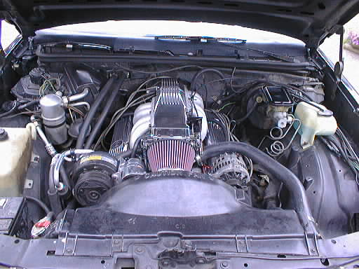 tuned port injection. See a Monte with TPI